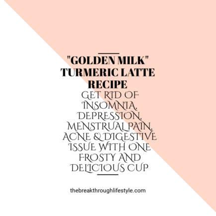 How to make turmeric latte recipe