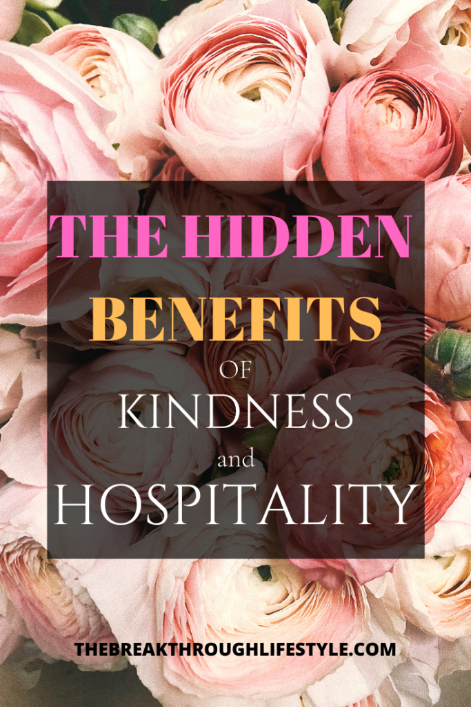 kindness and hospitality